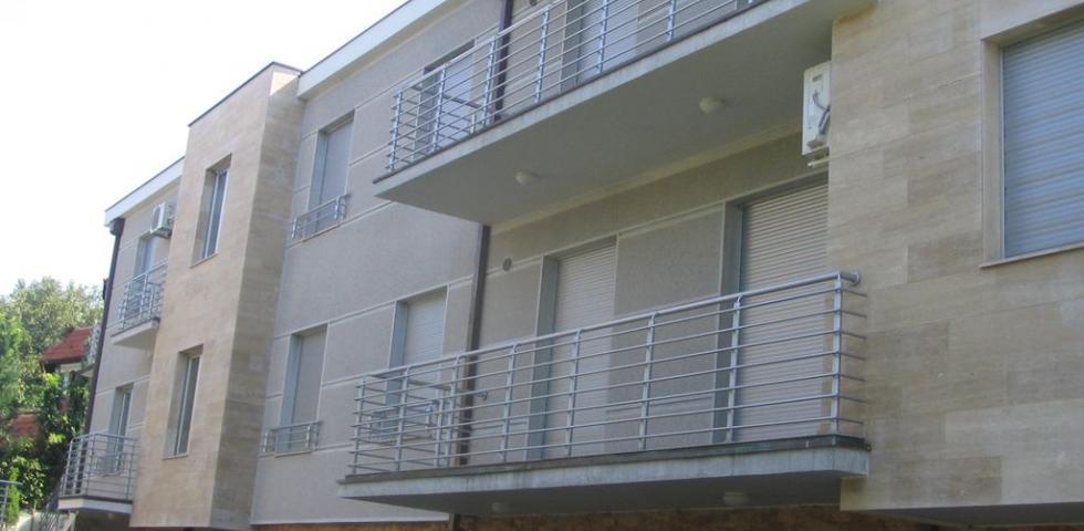 Izgled bočne fasade