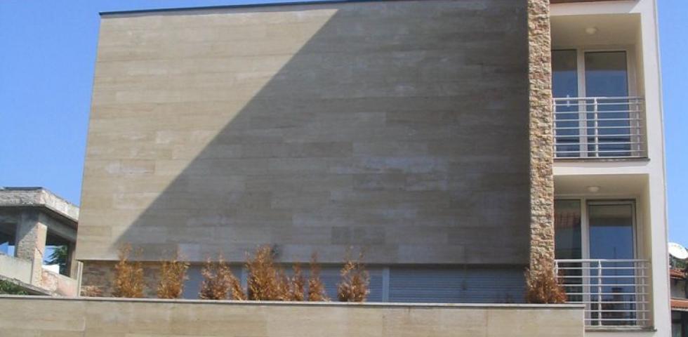Izgled prednje – ulične fasade