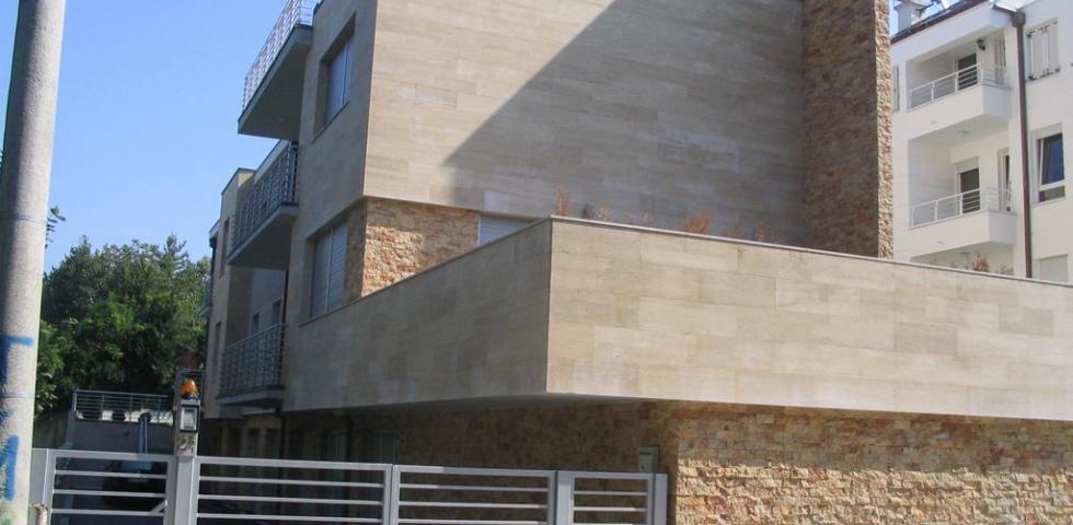 Izgled ulične fasade