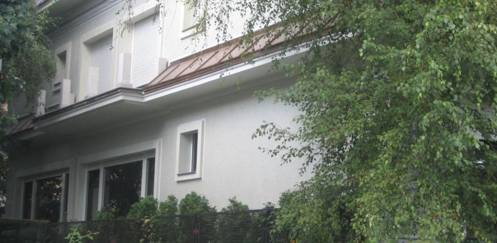 Izgled zadnje fasade